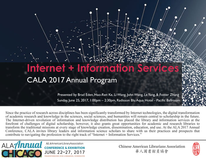 CALA 2017 Annual Program - p.1