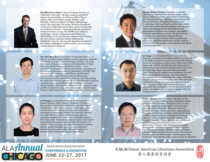 CALA 2017 Annual Program - p.2
